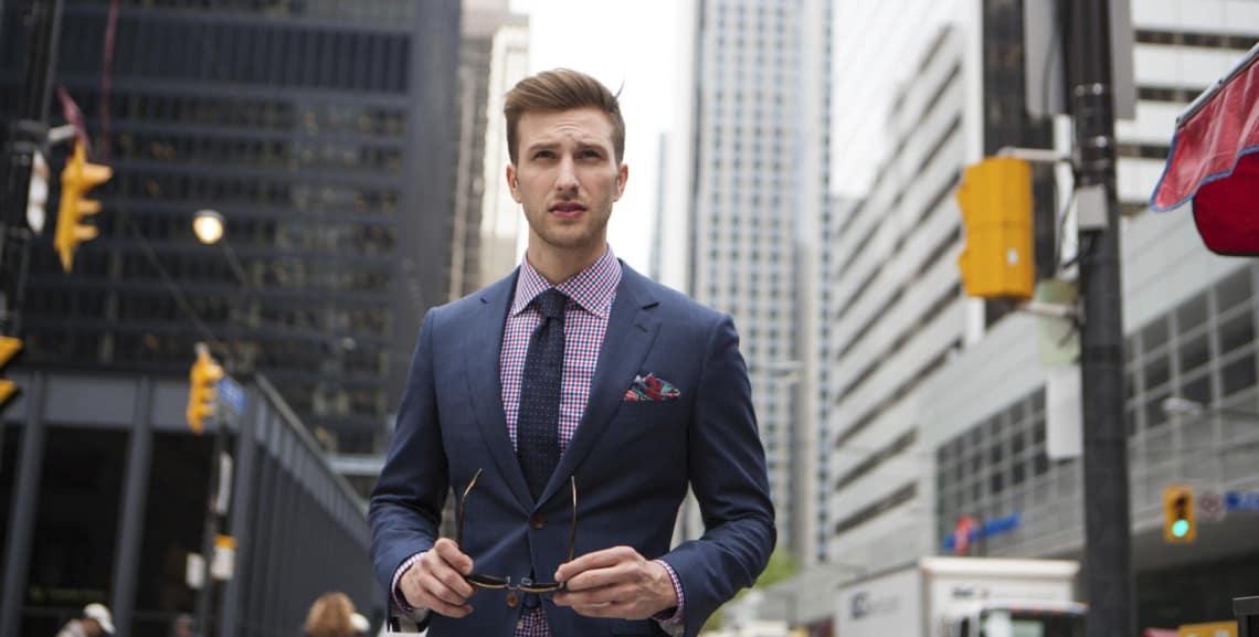 Five Ways to Wear the Navy Blazer